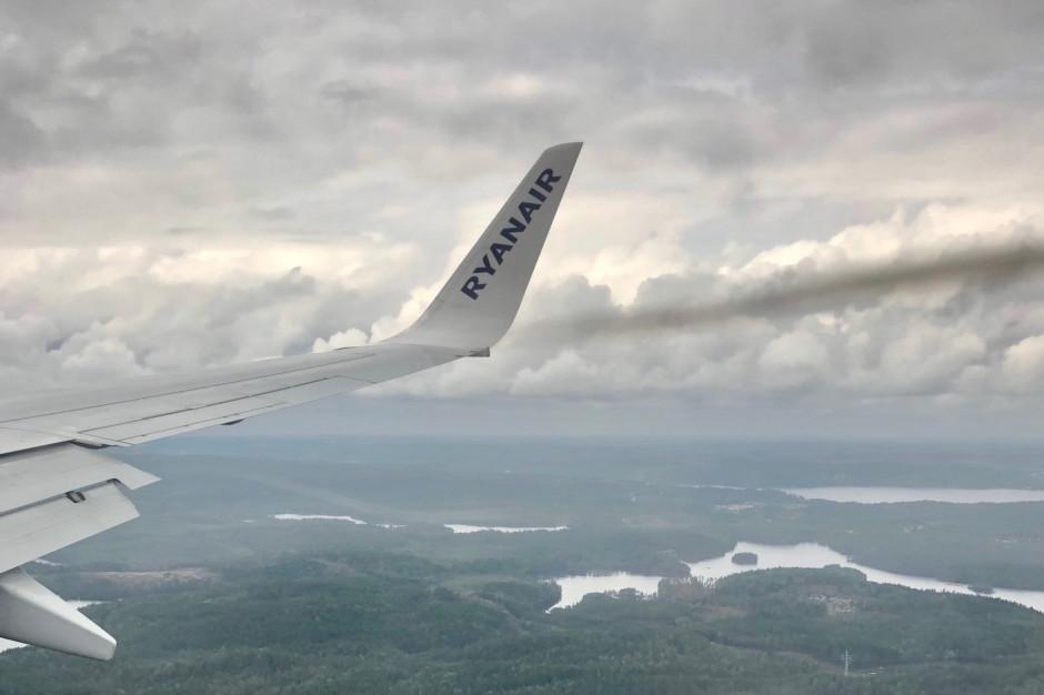 Ryanair pomoże pobudzić turystykę. Tylko z Polski ponad 700 lotów tygodniowo
