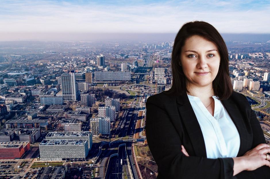 Katowice z rekordową podażą biur