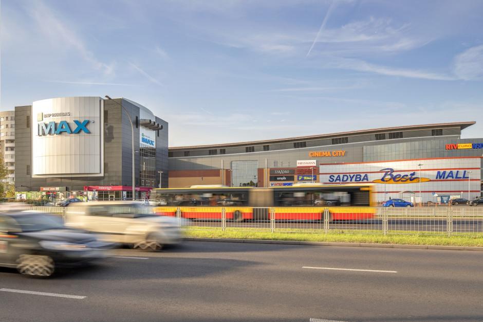 Sadyba Best Mall korzysta z technologii AR przy wiosennej akcji promocyjnej