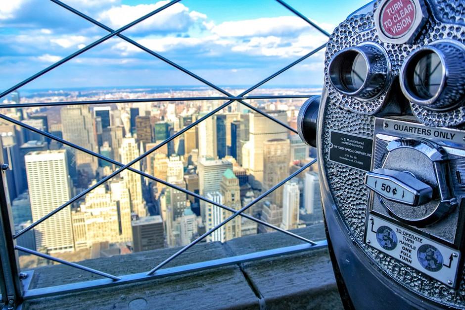 Turystyka w Nowym Jorku nie podniesie się do roku 2025