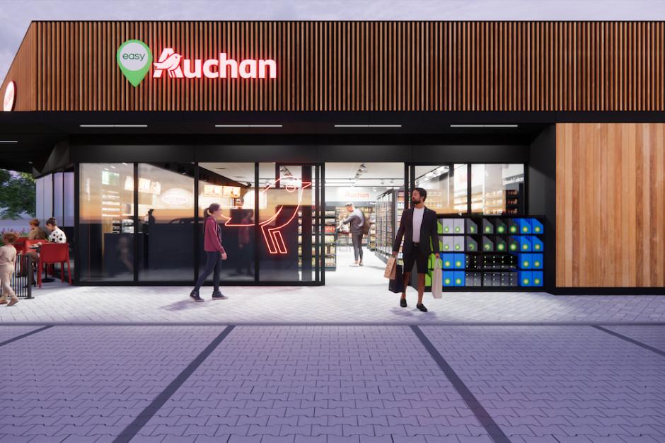 Auchan Retail Polska i bp łączą siły. Startuje nowy format sklepów