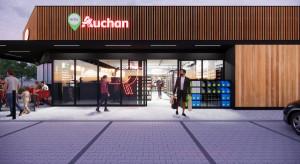 Auchan Polska z 10 sklepami franczyzowymi zamiast planowanych 300