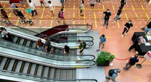 Galerie handlowe w Kielcach mają o 25 proc. mniej klientów