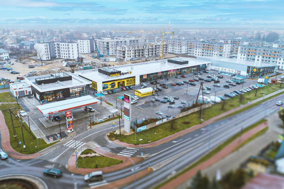 Katharsis Development sprzedaje HopStop Siedlce do LCP Properties
