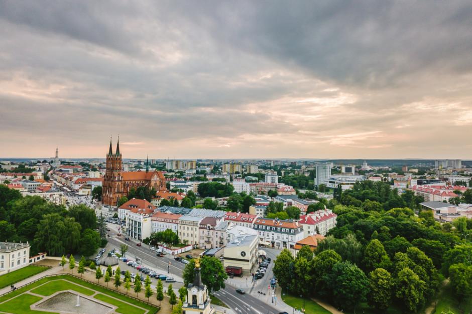 Białostocki Pałac Lubomirskich wystawiony na licytację