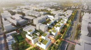 Urbanistyczna rewolucja Echo Investment na biurowym Służewcu. Powstaną nowe funkcje