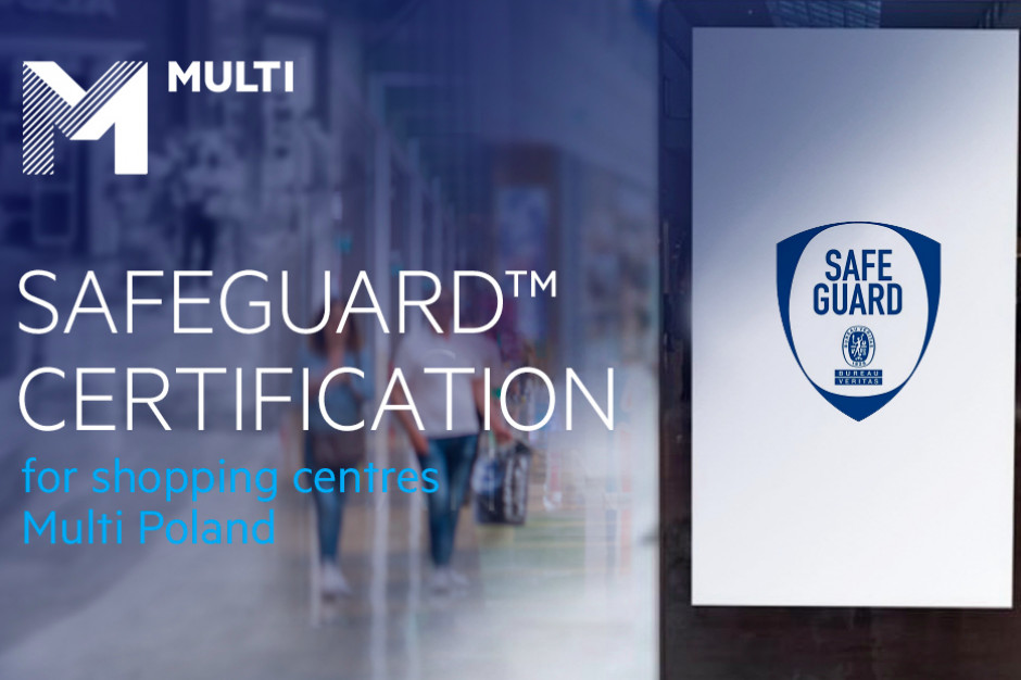 Centra zarządzane przez Multi z certyfikatem bezpieczeństwa