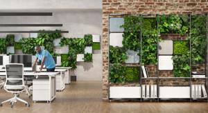 Biophilic design, meble biurowe i IoT w jednym. Zobacz nowe rozwiązanie