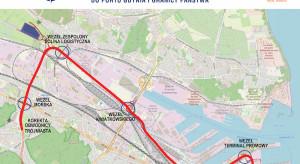Droga Czerwona coraz bliżej mety. Ostatnia mila dostępu drogowego do Portu Gdynia z porozumieniem