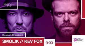 Smolik i Kev Fox zagrają dla Was na Koszykach