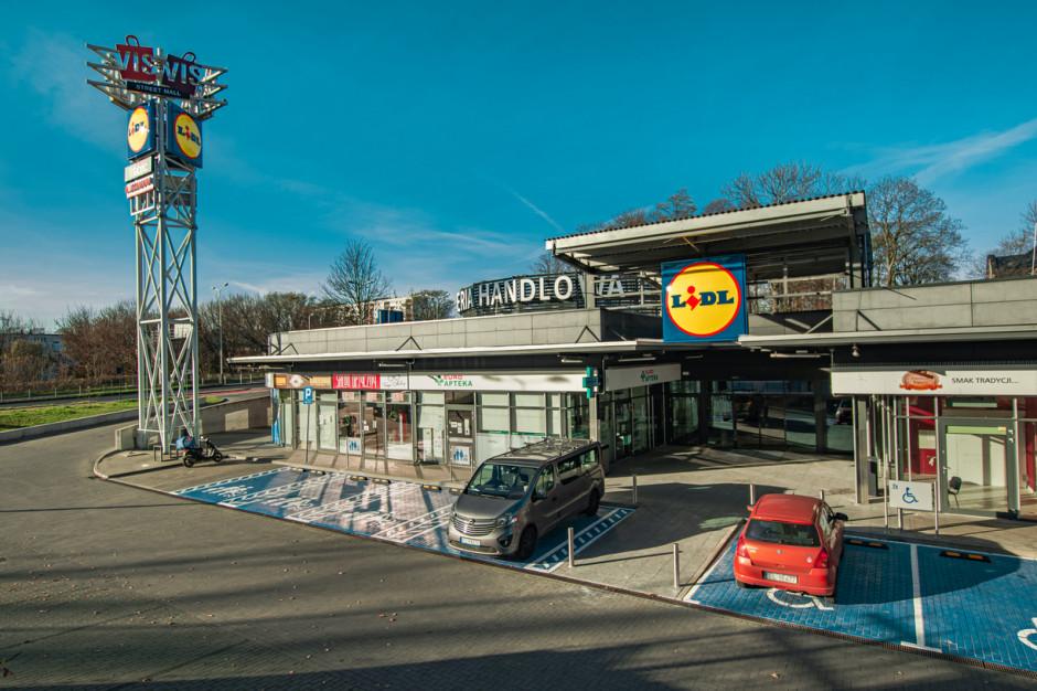 Lidl otworzył podwoje w Vis à Vis Łódź
