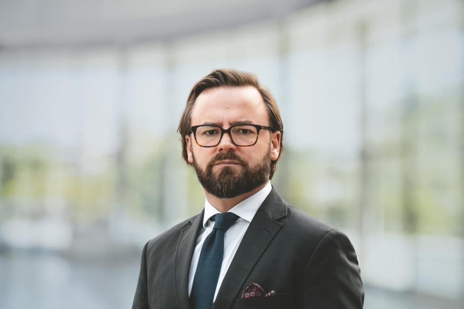 Michał Grabikowski dołączył do Savillsa