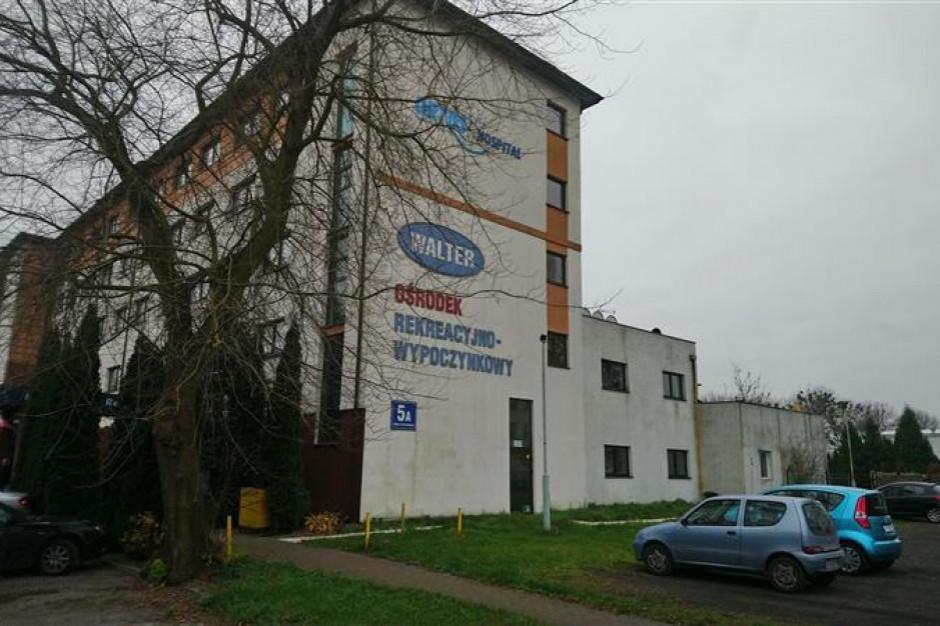 Hotel w Toruniu idzie pod młotek