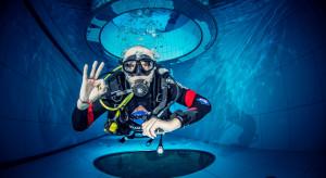 Deepspot po kontroli. Najgłębszy basen do nurkowania na świecie gotowy do startu