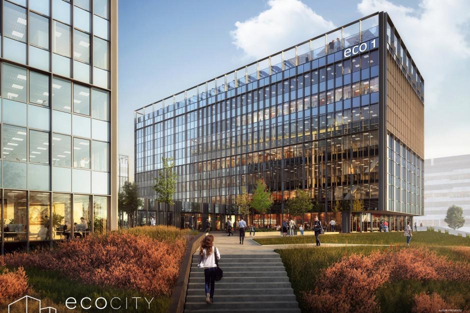 W Katowicach powstaną ekologiczne biurowce Eco City Katowice