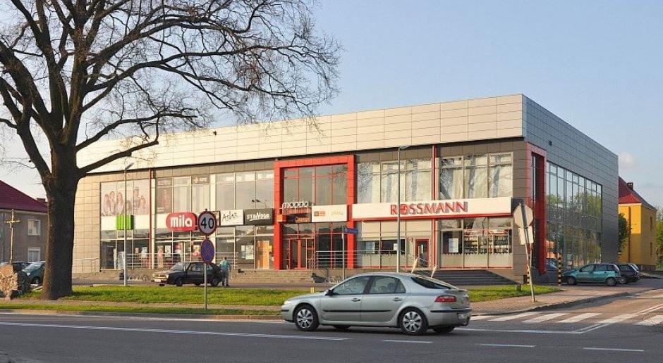 3,5 tys. mkw. dla handlu w Kolnie. Budynek czeka na inwestora