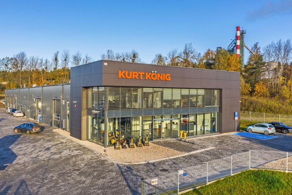 Nowa siedziba Kurt König w Polsce już gotowa