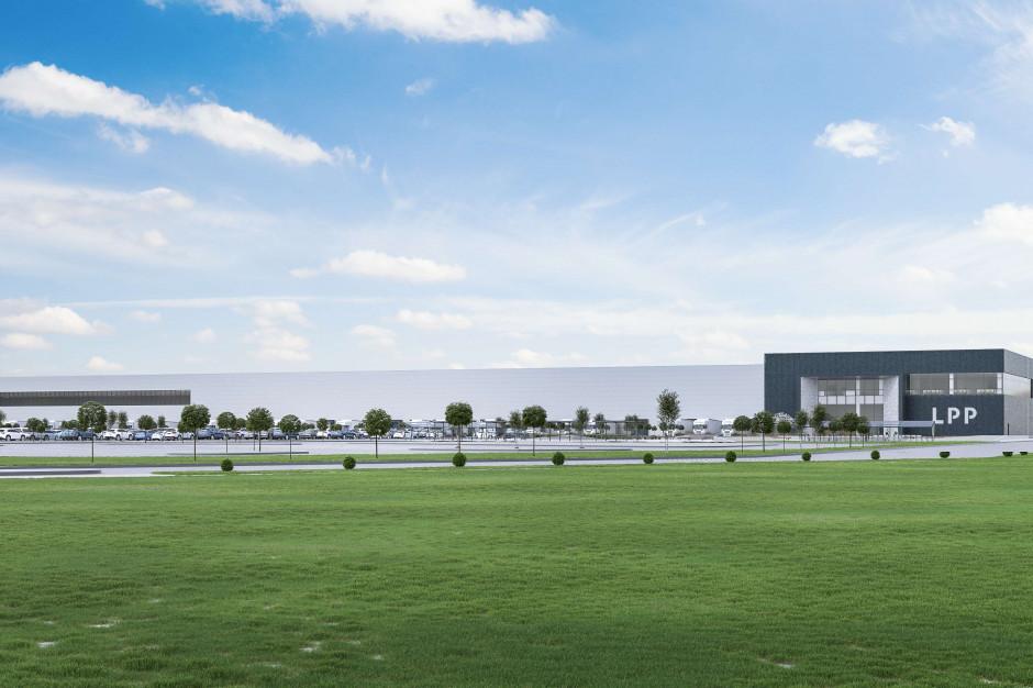 LPP wybuduje nowe centrum dystrybucyjne