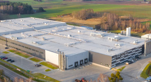 Takiej fabryki w tej części Europy jeszcze nie było