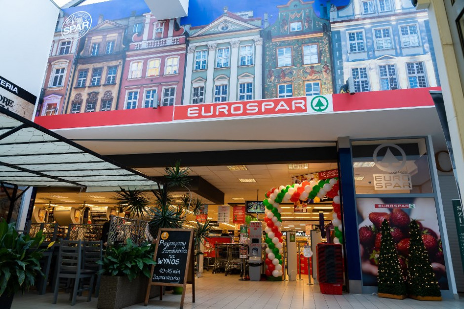 Poznań z dwoma Eurosparami