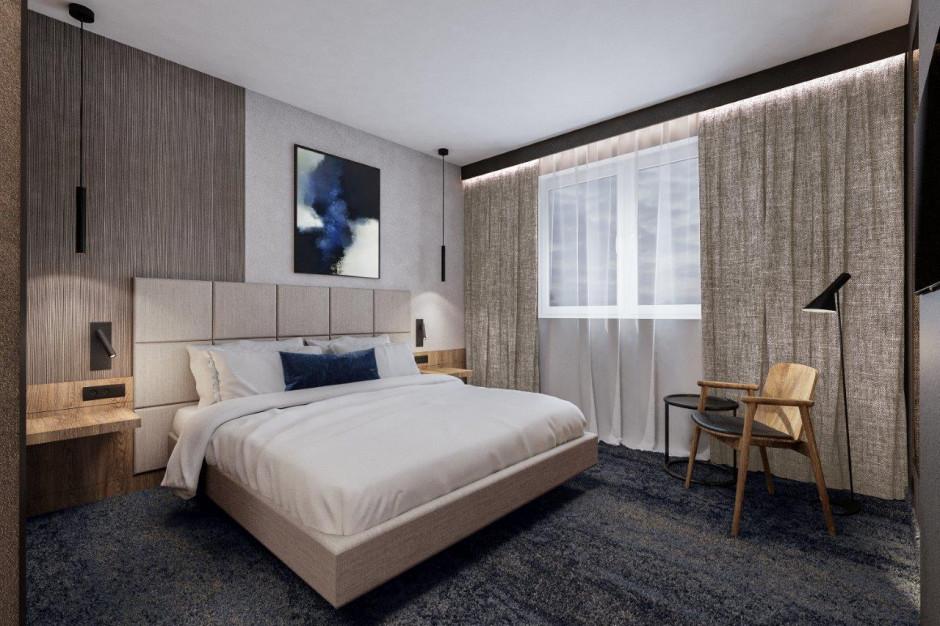 Hotel Kopernik Olsztyn zmieni szyld i wnętrza