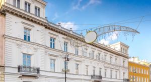 PHN odnowił Pałac Kossakowskich w Warszawie