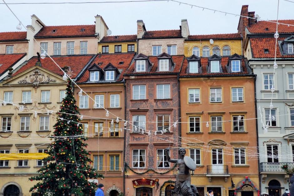 Warszawa obniża czynsz