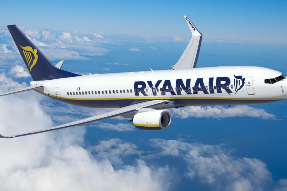 Ryanair znów znika z Polski