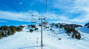 Policja kontroluje stacje narciarskie
