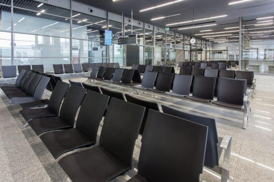 Kraków Airport z mniejszą liczbą pasażerów