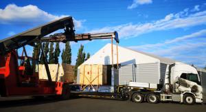 Cargo Lift z nową bazą w Wocławach