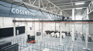 Cosentino otwiera nowe centrum dystrybucyjne na Śląsku