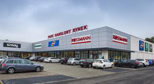 Park handlowy Rynek w Zawierciu przyjął pierwszych klientów