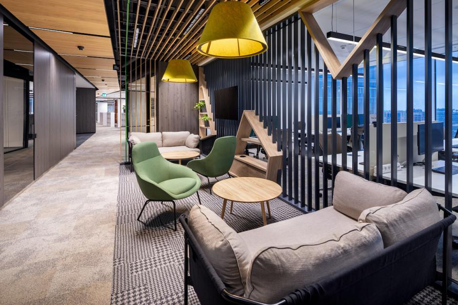 Biuro Oracle, projekt Massive Design, fot. Szymon Polański