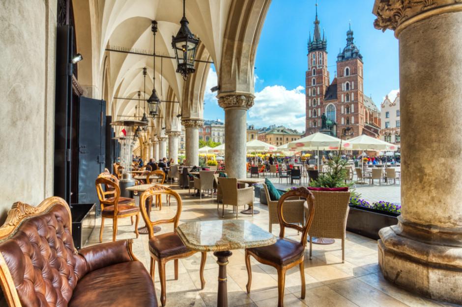 Krakowscy restauratorzy mają dość. Chcą działać mimo obostrzeń