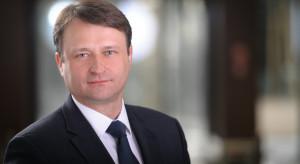 Grzegorz Chmielak pełniącym obowiązki partnera zarządzającego w Knight Frank