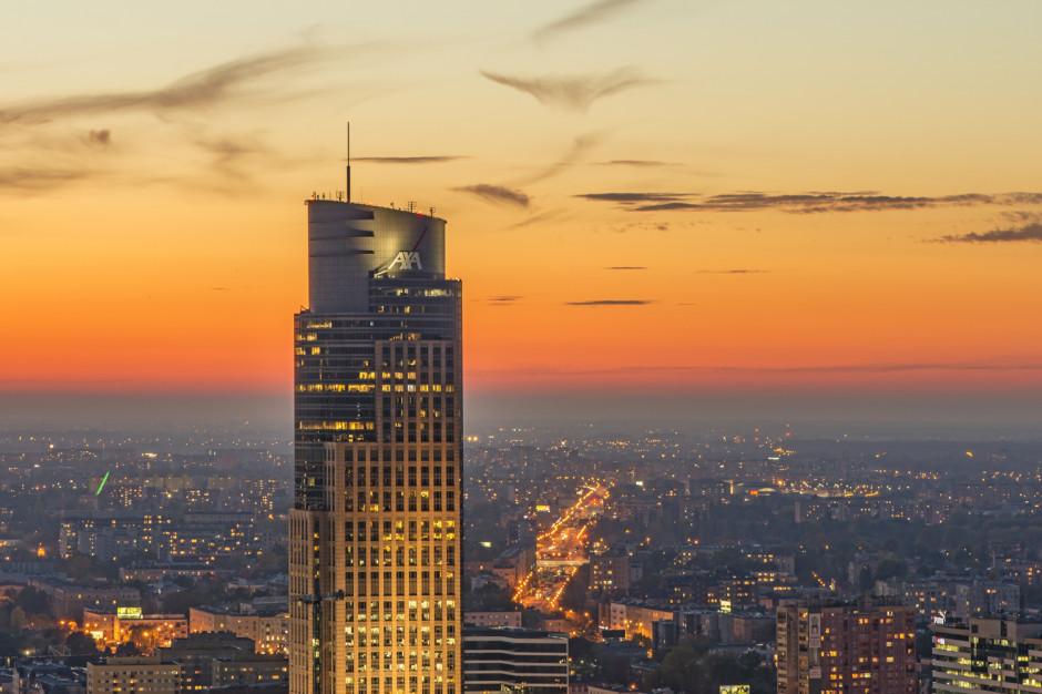 Warsaw Trade Tower z nowym certyfikatem BREEAM