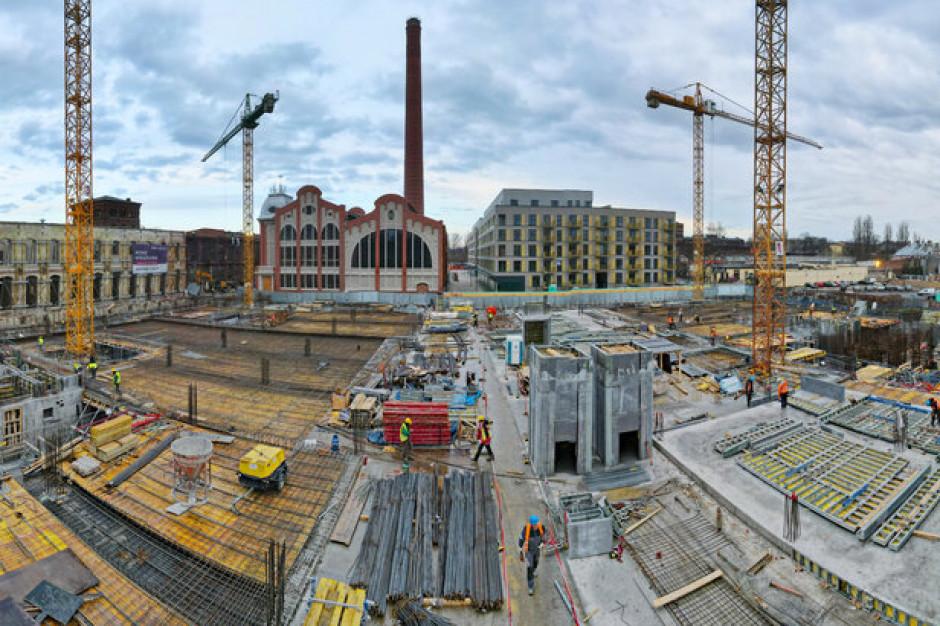 Budowa dwóch biurowców i rewitalizacja elektrowni. Fuzja podsumowała 2020 rok