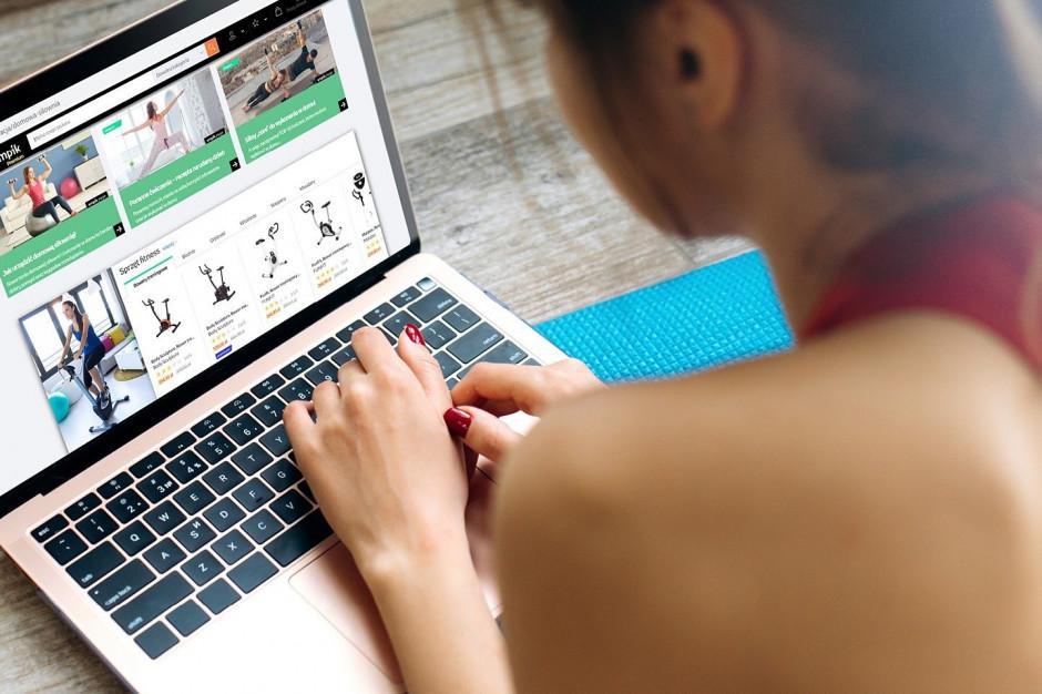 Empik zarabia na ćwiczących w domu. Wzrost sprzedaży rollerów aż o 11 000 proc.