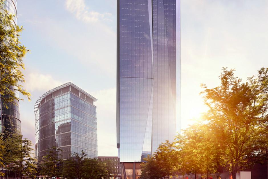 The Bridge: Nowa wieża biurowa Ghelamco połączy przyszłość z przeszłością