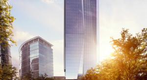Nowa wieża biurowa połączy przyszłość z przeszłością