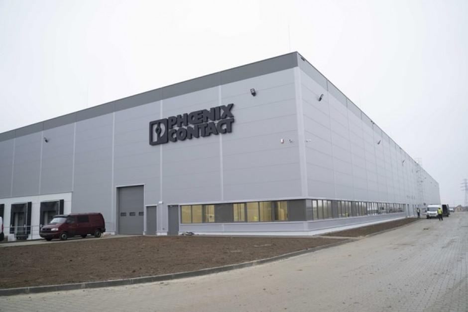 Panattoni w rekordowym czasie zakończyło budowę fabryki w Rzeszowie
