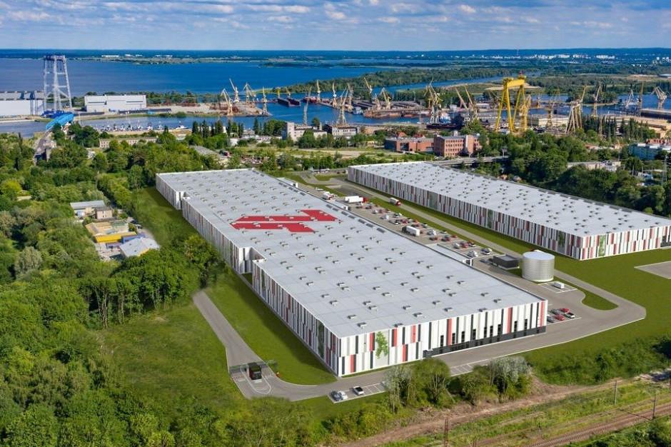 7R rusza z budową kompleksu magazynowego w Szczecinie