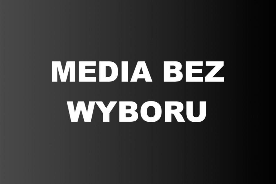 """Protest mediów przeciwko nowemu podatkowi. """"Haracz, uderzający w polskiego widza, słuchacza, czytelnika i internautę"""""""