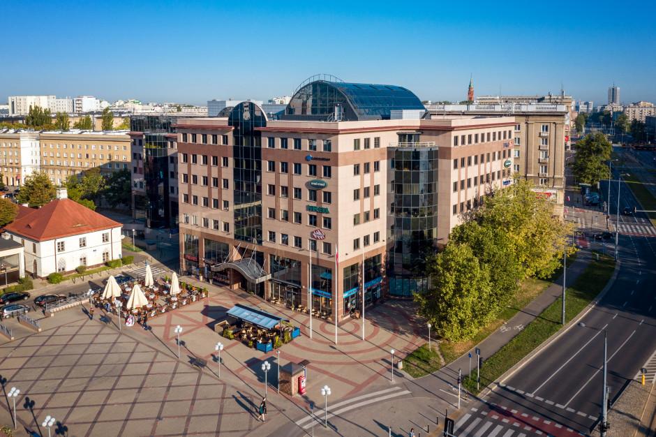 Biurowiec Atrium Plaza zyska nowe oblicze