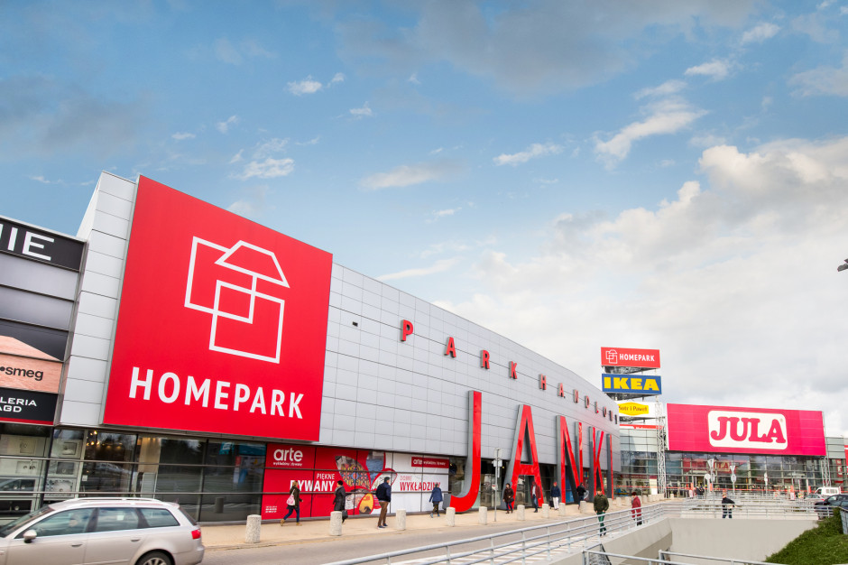 Homepark Janki powiększa grono najemców