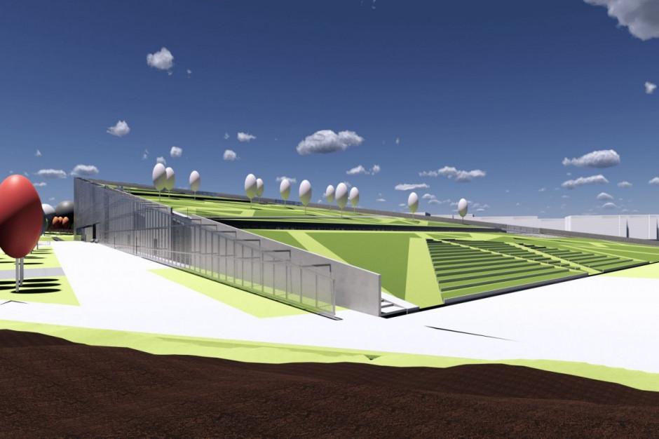 Hochtief wybuduje w Krakowie ekologiczne laboratoria z sala konferencyjną i ogrodem na dachu