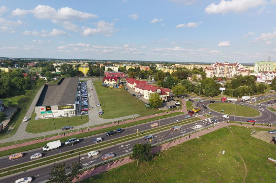 CCC, KiK, Hebe, RTV Euro AGD i Żabka w nowym parku w Łęcznej