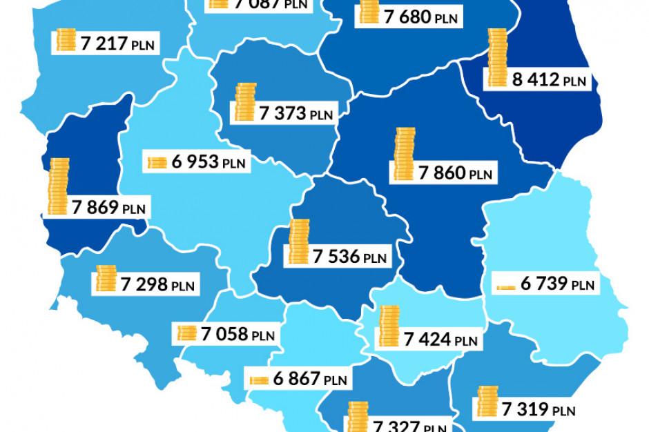 Nie obniżamy standardu wakacji. Turystyczna mapa planów Polaków