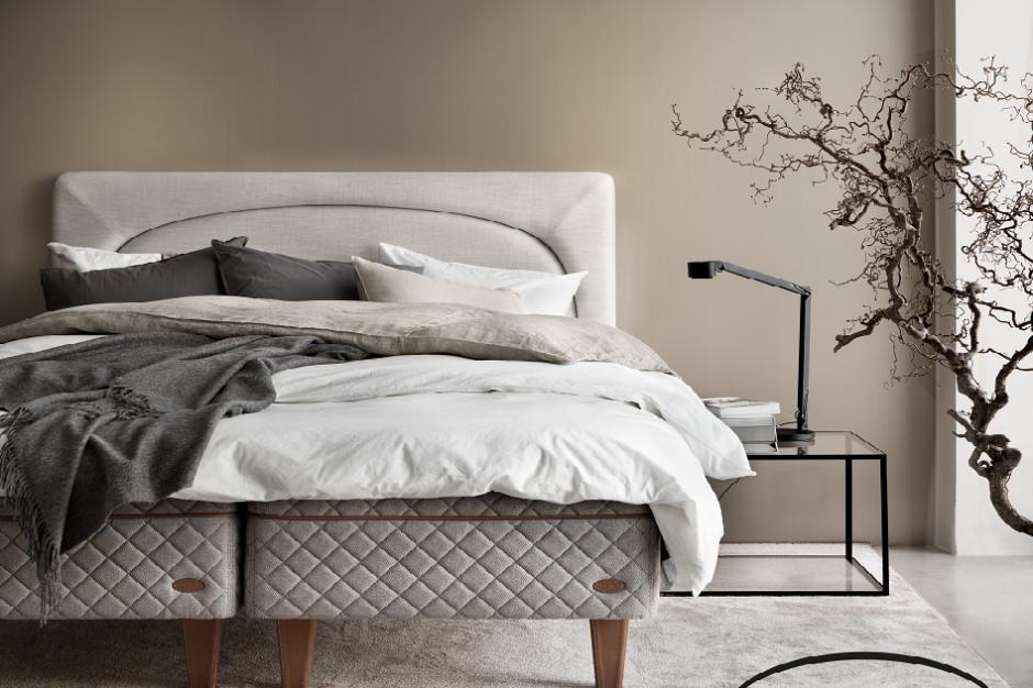 Krakowska galeria Tetmajera 83 z szwedzką marka luksusowych łóżek